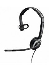 CC 515 Over the head, monaural headset with extra-large ear cap